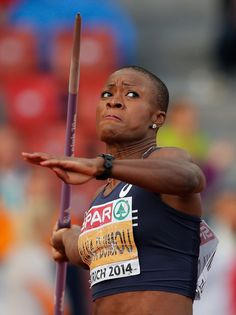 Antoinette Nana Djimou Pictures - 22nd European Athletics Championships: Day Four - Zimbio