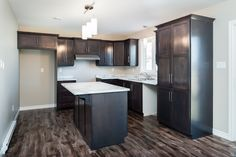 The kitchen in a recently finished Scotsdale design!