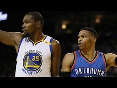 Russell Westbrook Shoves Kevin Durant |Warriors vs Thunder |February 11,...