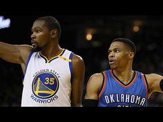 Russell Westbrook Shoves Kevin Durant |Warriors vs Thunder |February 11,...