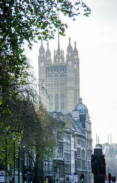 Victoria Tower in London had to be fireproof, because it was made after the Palace of Westminster burnt down.