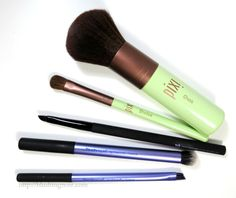 Pixi UD Real Techniques brush review