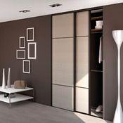 Des Portes De Placard Coulissantes Et Pratiques | Leroy Merlin | Interior  Doors | Pinterest | Armoires, Vestibule And Salons