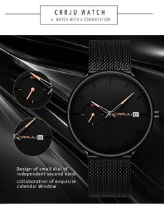 Ultra Thin Casual Style Watch Mens Sport Watches, Watches For Men, Waterproof Sports Watch, Second Hand, Vintage Watches, Luxury Watches, Quartz Watch, Fashion Watches, Mens Fashion