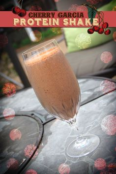20Ten Training & Wellness: Cherry Garcia Protein Shake