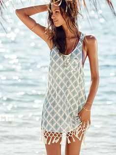07c202a0d2 39 Best swim cover up images in 2017 | Beach dresses, Summer dresses ...