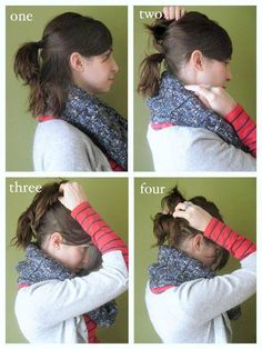 Marvelous How To Put Short Hair Into A Pony Tail In 8 Steps Ive Been Hairstyles For Men Maxibearus