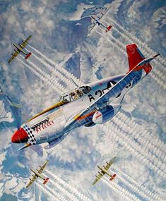 Tuskegee Airmen(1941-1945) are the 993 Black American pilots who served in the air force in the Second World War. They fought against both Nazi Germany and American racism. Flight record: They los...