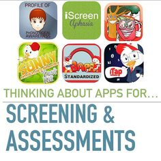 Smarty Ears has a variety of apps for screening and assessment. You can learn more by visit our website and clicking on the assessment link. #slpeeps #slpapps #screening #assessment