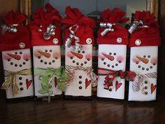 Live Laugh & Love Lindgren Style: Christmas Crafties