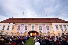 Open Air Konzert auf Schloss Dachau