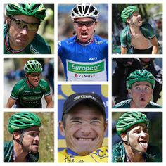 Thomas Voeckler's many faces