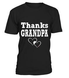 Thanks GRANDPA! Heart Soul! Grandpa Grandparents Parents Papaw T Shirt  Funny best grandpa T-shirt, Best best grandpa T-shirt
