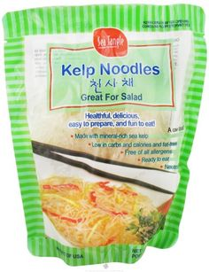 Sea Tangle - Kelp Noodles - 12 oz. $4.39 (19% OFF)