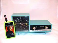 Vintage Radio Airline 1960's iPod Ready. $169.00, via Etsy.