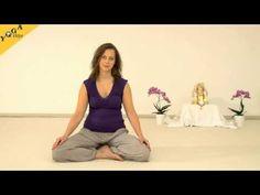 Meditation Anfängerkurs - Zweite Kurswoche Video 2b- mein.yoga-vidya.de - Yoga Forum und Community In diesem Video leitet Sukadev, Gründer und Leiter von Yoga Vidya, dich in die Meditation mit der Technik der der einfachen Mantrameditation. Du kannst die kleinen Atempausen zwischen Ein- und Ausatmen beobachten.