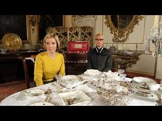 Documentary - Antiques Uncovered 1 Entertainment with Lucy Worsley - YouTube
