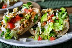 SourdoughNative: Taco French Bread Pizza