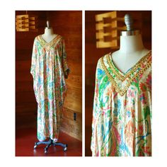 vintage 1970s Lucie Ann for Neiman-Marcus gold by honeytalkvintage