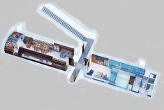 underground bunker plans | Bomb Shelters - Underground Bomb Shelter - Hardened Structures