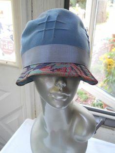 1920/'s Beaded Flapper Cap Cloche Hat Mr Milton For Marshall Field