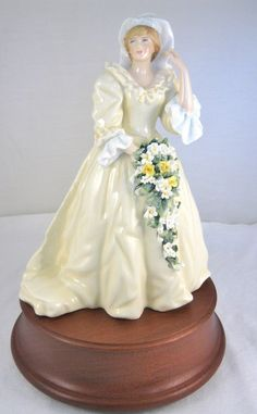 Royal Doulton HRH Princess of Wales HN 2887 Limited Edition 948 of 1500 With Box http://www.ebay.com/
