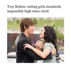 "Community Post: Which Guy From ""High School Musical"" Should Be Your Valentine?"
