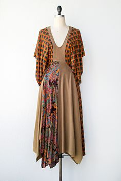 Shop the the collection of bohemian p. Vintage Outfits, Vintage Inspired Outfits, Vintage Costumes, Vintage Dresses, 1970s Clothing, Vintage Clothing Online, Online Clothing Stores, Gypsy Look, Boho Fashion