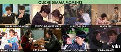 We may have seen them before, but these drama moments never go out of style. Which is your favorite one?