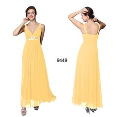 Ever-Pretty is the place to find hundreds of beautiful gowns and affordable dresses in unique and fashion-forward styles. We are known for our beautiful bridesmaid dresses, evening dresses, cocktail dresses. Yellow Bridesmaid Dresses, Beautiful Bridesmaid Dresses, Beautiful Gowns, Bridesmaids, Evening Dresses, Prom Dresses, Formal Dresses, Ever Pretty, Affordable Dresses