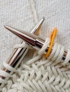 Мастер класс вязания спицами