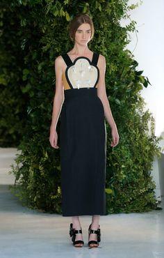 Delpozo - Runway - Mercedes-Benz Fashion Week Spring 2014