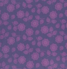 1//2 Yard Free Spirit Tula Pink Fabric Eden Henna CERISE PINK Quilting Cotton