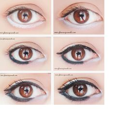 Doll Eyes Makeup   Beauty Zone