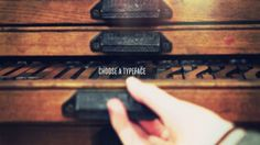 Letterpress by Naomie Ross. Shot with a Canon 7D