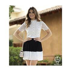 O #Dress mais desejado da coleção com a linda @arianecanovas ✨ #LuziaFazzolli #LaBelleModernÉpoque…