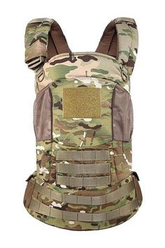 Baby carrier Only right way to do it. Lol