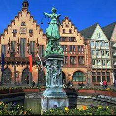 Frankfurt, Germany I would love to go back to Germany!!