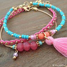 Mint15 - Bracelets - soon online! www.mint15.nl