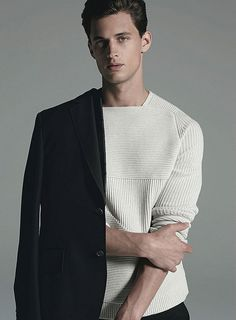 "Milan Vukmirovic Fashion for Men | Editorial | ""Men in Black"" Details magazine by Milan Vukmirovic ..."
