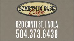 I've marked this one off, and will probably stop in every time I'm in town and staying in the FQ from now on. One of the best breakfast spots.