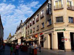 Oradea, Romania, from www.worldgreatcities.com