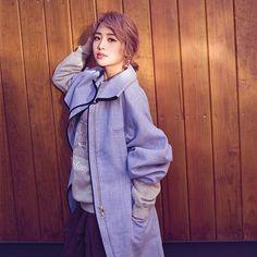 蛻變的 #鬼鬼 #吳映潔 這次出現在3月號VOGUE重新以歌手身份出現 成熟好多也好美 #editorial #fashion  via VOGUE TAIWAN MAGAZINE OFFICIAL INSTAGRAM - Fashion Campaigns  Haute Couture  Advertising  Editorial Photography  Magazine Cover Designs  Supermodels  Runway Models