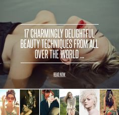 17. South African SkinCare - 17 Charmingly Delightful Beauty Techniques from All over the World ... → Beauty