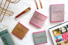 Tanya Burr Cosmetics inc. Swatches || Keep Dreaming