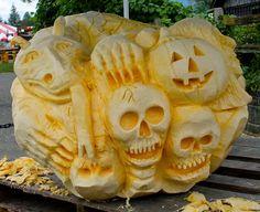 Pumpkin Carving Ideas for Halloween 2014: More Awesome Pumpkin Ideas 2014