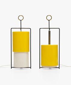 Angelo Lelli, table lamp, 1955. for Arredoluce.