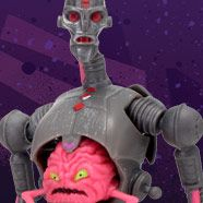 Kraang  Creepy, controlling, and vicious, the Kraang are extra-dimensional conquerors bent on colonizing Earth. Multi-tentacled and brain-...