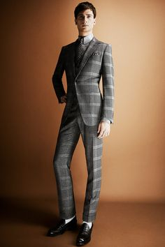 Tom Ford Fall 2013 Menswear Collection