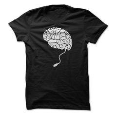 Brain Unplugged - Geeky T Shirt T Shirt, Hoodie, Sweatshirt